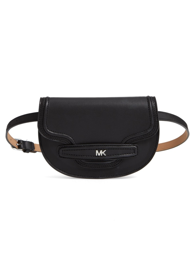 e626fb3b3ded MICHAEL Michael Kors MICHAEL Michael Kors Bombe Leather Belt Bag ...