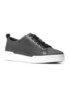 MICHAEL Michael Kors Brenden Mixed-Media Low Top Sneakers