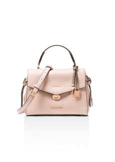 MICHAEL Michael Kors Bristol Small Top Handle Leather Satchel