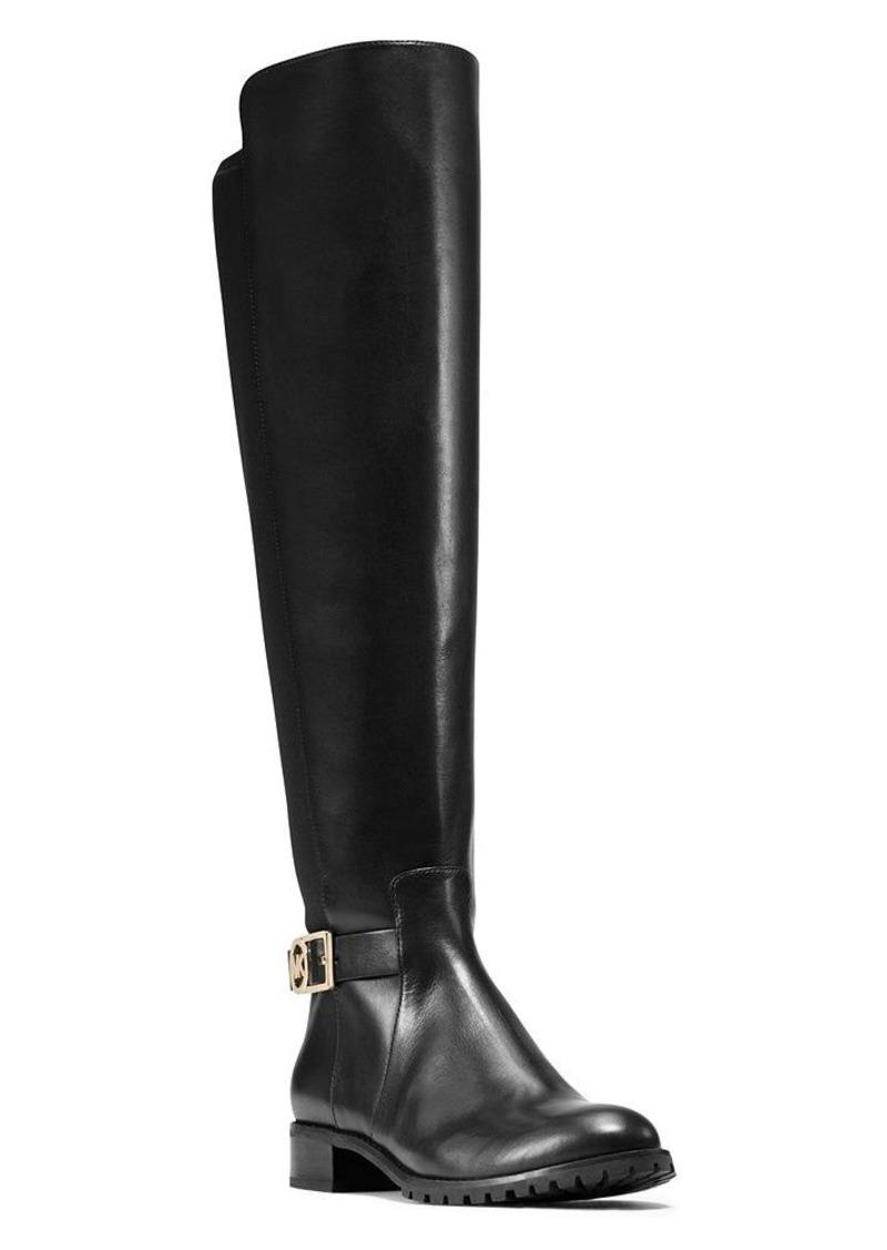 michael michael kors michael michael kors bryce flat boots shoes shop it to me. Black Bedroom Furniture Sets. Home Design Ideas