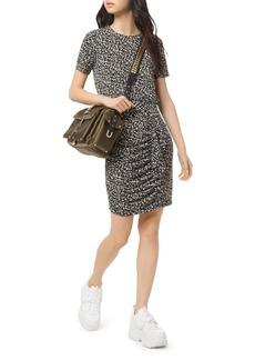 MICHAEL Michael Kors Camo Pencil Dress