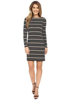 MICHAEL Michael Kors Carden Boat Neck Dress