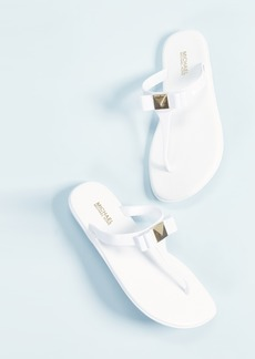 MICHAEL Michael Kors Caroline Jelly Thongs