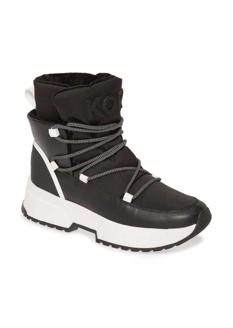 MICHAEL Michael Kors Cassia Sneaker Boot (Women)