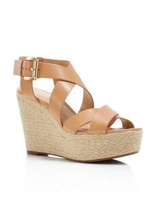 MICHAEL Michael Kors Celia Espadrille Platform Wedge Sandals