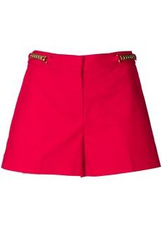 Michael Michael Kors chain design shorts - Red