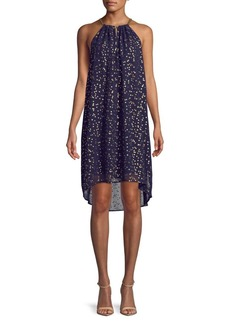 MICHAEL Michael Kors Chain Hi-Lo Dress