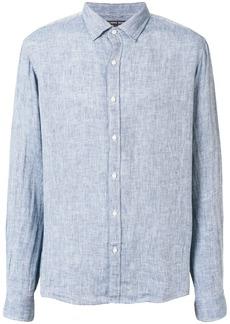 Michael Michael Kors chambray casual shirt - Blue