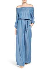 MICHAEL Michael Kors Chambray Jumpsuit