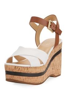 MICHAEL Michael Kors Chandler Wedge Platform Sandal