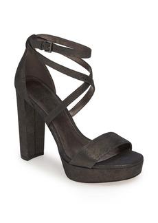 MICHAEL Michael Kors Charlize Strappy Platform Sandal (Women)