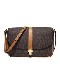 MICHAEL Michael Kors Charlton Large Leather Crossbody Bag