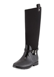 MICHAEL Michael Kors Charm Stretch Rain Boot