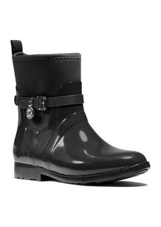MICHAEL Michael Kors Charm Stretch Rain Booties