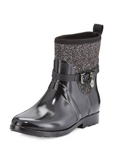 MICHAEL Michael Kors Charm Stretch Short Rain Boot