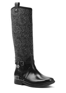 "MICHAEL Michael Kors® ""Charm Stretch"" Tall Rain Boots"