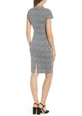 MICHAEL Michael Kors Check Jacquard dress