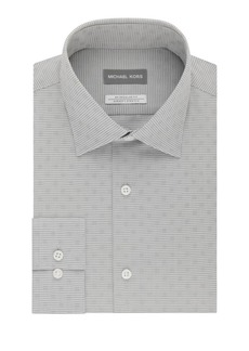 Michael Kors Checkered Button-Down Shirt