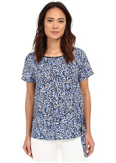 MICHAEL Michael Kors Chiltington Tie Top