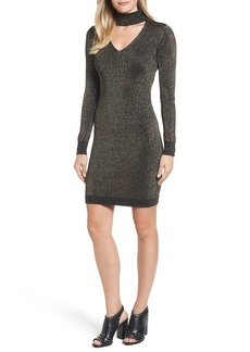 MICHAEL Michael Kors Choker Sweater Dress