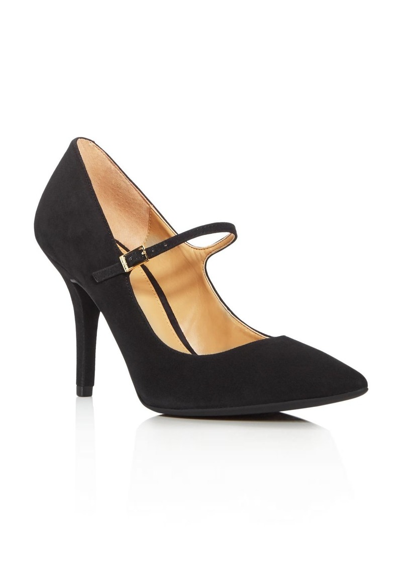 MICHAEL Michael Kors Claire Mary Jane High Heel Pumps