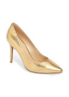 MICHAEL Michael Kors Claire Pointy Toe Pump (Women)