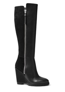 "MICHAEL Michael Kors® ""Clara"" Tall Wedge Boots"