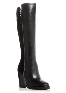 MICHAEL Michael Kors Clara Wedge Boots