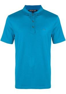 Michael Michael Kors classic polo shirt - Blue