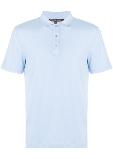 Michael Michael Kors classic short sleeved polo shirt - Blue