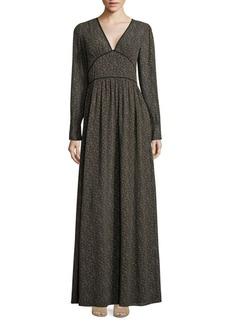 MICHAEL MICHAEL KORS Cole Printed Maxi Dress
