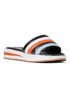 "MICHAEL Michael Kors® ""Conrad"" Slide Sandals"