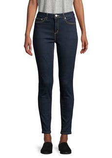 MICHAEL Michael Kors Cons-Stretch High-Rise Jeans