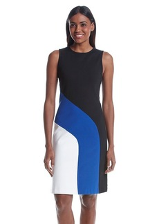 MICHAEL Michael Kors® Contrast Band Dress
