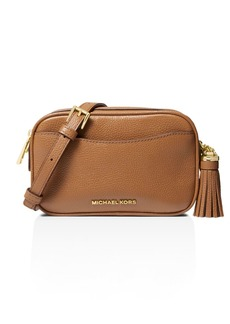 MICHAEL Michael Kors Convertible Medium Leather Camera Belt Bag Crossbody
