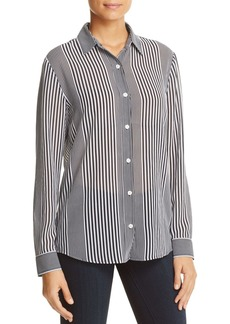MICHAEL Michael Kors Corsican Stripe Button-Down Shirt