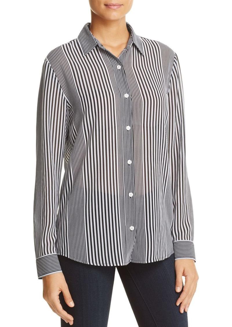 MICHAEL Michael Kors Corsican Stripe Button-Down Shirt