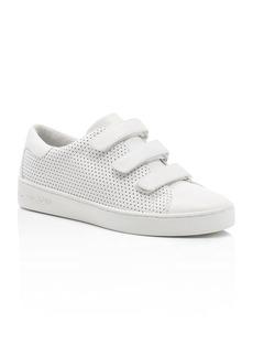 MICHAEL Michael Kors Craig Perforated Velcro Sneakers