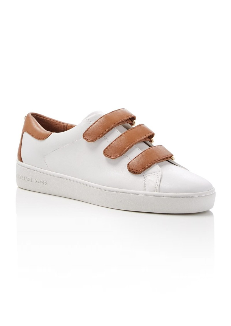 MICHAEL Michael Kors Craig Triple Strap Sneakers