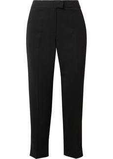 MICHAEL Michael Kors Cropped crepe straight-leg pants