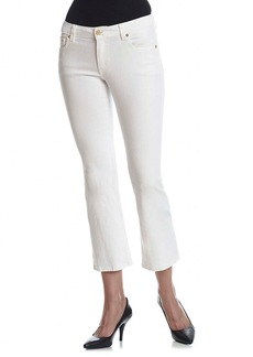 MICHAEL Michael Kors® Cropped Izzy Flare Jeans