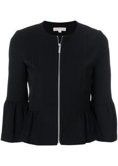 Michael Michael Kors cropped peplum jacket - Unavailable