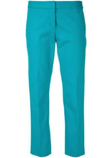 Michael Michael Kors cropped tailored trousers - Blue
