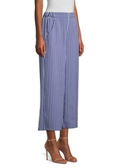 MICHAEL Michael Kors Cropped Wide Leg Pants