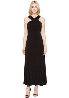 MICHAEL Michael Kors Cross Neck Dress Maxi