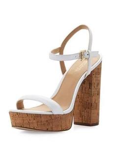 MICHAEL Michael Kors Dallas Cork Platform Sandal