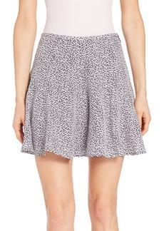 MICHAEL MICHAEL KORS Dallington Flared Skirt