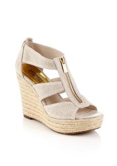 "MICHAEL Michael Kors® ""Damita"" T-Strap Sandals"