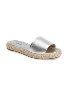 MICHAEL Michael Kors Dempsey Slide Sandal (Women)