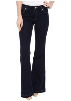 MICHAEL Michael Kors Denim Retro Flare Jeans in Twilight Wash
